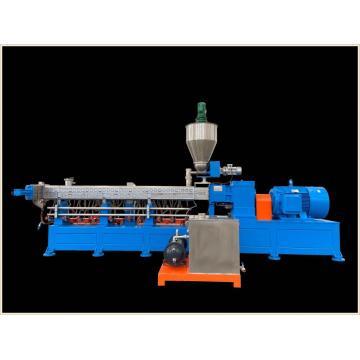 Wood Plastic Compounding Granulate Extruder/WPC Granulating