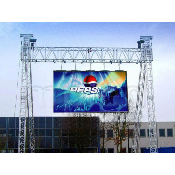 Impermeabile con display a LED per esterni IP65