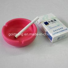 Eco-Friendly High Temperature Resistant Creative Silicone Cigarette Ashtray