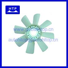 Ventilador automático del ventilador del radiador para MITSUBISHI Engine 6D24T 8DC10 11A para FUSO FT850 FP series ME065378 8Blades 10Holes