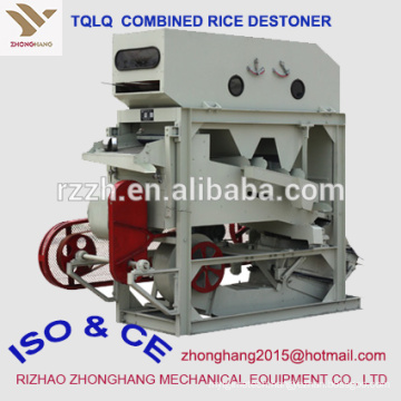 TQLQ type rice destoner equipment
