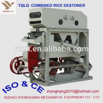 TQLQ type rice destoner equipment