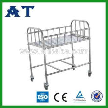 moving stainless steel baby bed prices