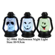 Juguete divertido de la luz de la noche de Halloween