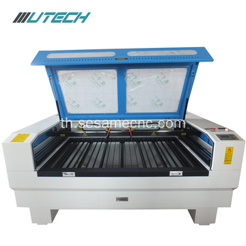80W 100W Acrylic MDF CNC Laser Cutting Machine