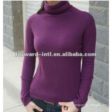 Womens Turtle Neck tall neck Cashmere Sweater