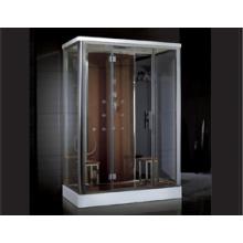 Cabina de ducha de vapor EAGO DZ956F8