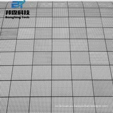 Hoja de aluminio perforada de alta calidad del precio barato para la decoración de la pared
