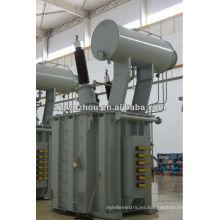35KV HSSP Energía Eléctrica ARC Inducción de aceite Transformador de horno de fusión