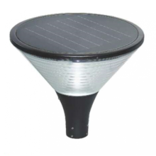 High Lumens Solar Garden Lamp Head 12V 24V