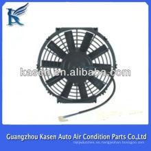 Equipo automotriz 80w ventilador de refrigeración automático de 10 pulgadas