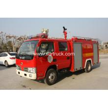 Dongfeng 3ton Fire Fighting Truck with Camera