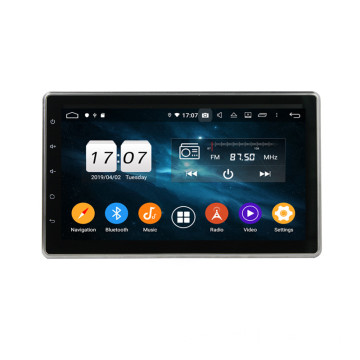 Klyde 10.1 pulgadas android universal coche multimedia