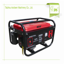 1500W-7000W Silent Benzin-Generator mit CE Soncap SGS