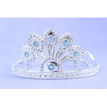 Shinny Princesse Rhinestone Tiara Crystal Crown Bridal Wedding Party