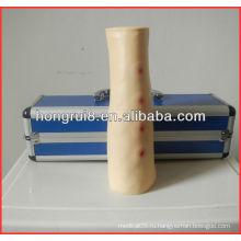 Продвинутый высококачественный пластиковый медицинский интрадермальный инъекционный препарат в натуральную величину для внутрикожного введения