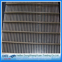 Niedriges Carbon Steel Mine Sieb Mesh