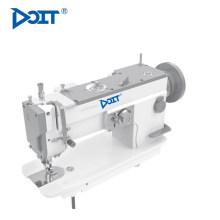 DT 2153B supérieure et inférieure alimentation zigzag couture industrielle machine à coudre en utilisant pour le cuir