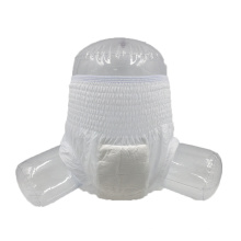 Customized Adult Womens Diapers Pull up Disposable Diapers Breathable Cotton Adult Diaper Pants