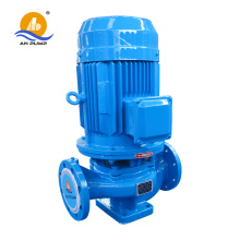 vertical pipeline pressure test pump
