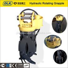 LIEBHERR kato DOOSAN Excavator grapple, hydraulic grapple, rotating grapple, excavator grab