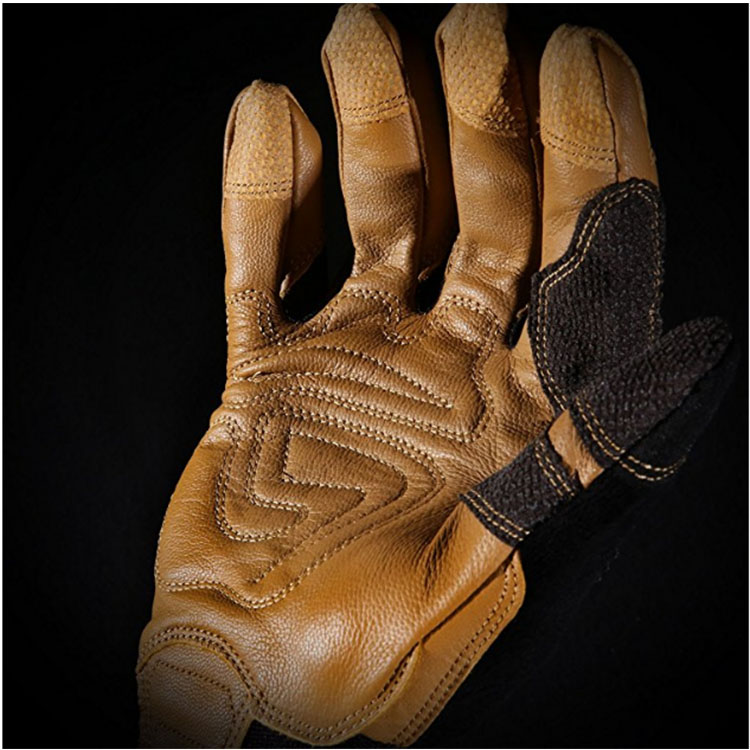 Leather Art Protective Glove