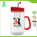 480ml Double Wall Mason Jar with Infuser (IB-A5)