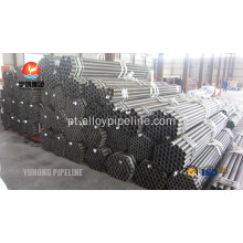 ASTM A213 T91 sem costura tubo Aloy