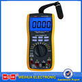 Digital multimeter with battery voltage measure WH5000B