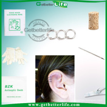 2014 getbetterlife FACTORY CHEAP PRICES!! ear cartilage piercing jewelry