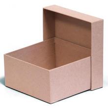 Vaqueros de moda Packaging Logo Impreso Custom Paper Craft Storage Box