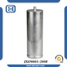 HVAC Carcasa de aluminio para condensador electrolítico del ventilador