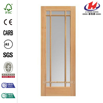 JHK-G01 Klang Industrial Grills Glass Interior Sliding Door