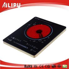 Modelo infravermelho ultra magro do fogão da aprovação de CB / CE Sm-Dt210