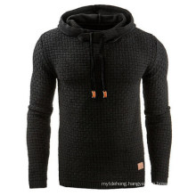 Long Sleeve Warm Color Sports Solid Color Hoodie