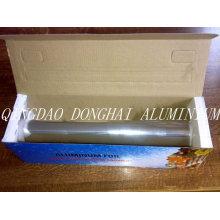 Бытовая алюминиевая фольга