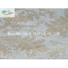 105D * 300 D тиснением Warp микро замша ткани для обивки