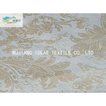 105D*300D Embossed Warp Micro Suede Fabric For Upholstery