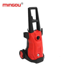 High Pressure Cleaner Machine Type and Degreasing Use portable car washer
