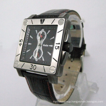 Latest Fashion Stainless Steel Watch (HLSL-1024)
