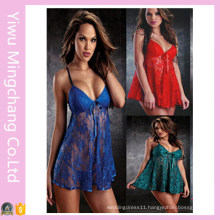 New Fashion Sexy Lace Sleepwear Pajamas