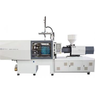 Machine de moulage par injection de préformes PET