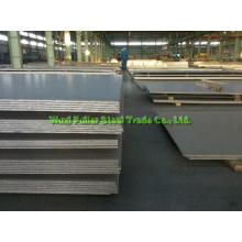 Folha de aço inoxidável ASTM 304 com alta qualidade