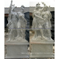 Carved Stone Statue for Garden Marble Sculpture (SY-X1437AB)