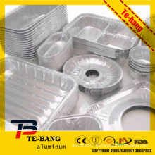 Cenicero útil del papel de aluminio de la venta caliente