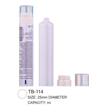 Plastic Tube 2 in 1