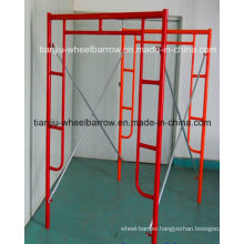 Steel H Frame Scaffolding for Construction Tj008