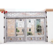Wrought Iron Patio Door