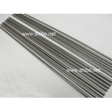 99.95% Pure Smooth Forged Molybdenum Rods