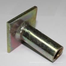 Accesorios de prefabricados de construcción Ancla de placa reforzada (Hardware de construcción)